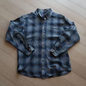 VTG Pendleton sir Pendleton flannel, 100% wool
